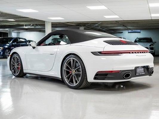 2020 Porsche 911 Carrera 4s Cabriolet In Mill Valley Ca San Francisco Porsche 911 Porsche Marin